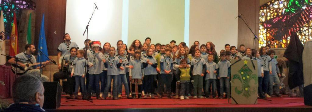 Festival Villancicos Scouts 2015